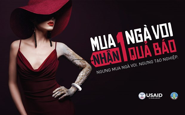 USAID launches new campaign against illegal wildlife trade hinh anh 1