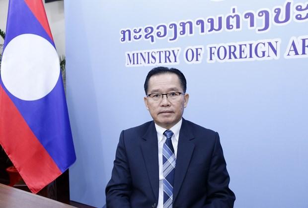 Lao Deputy FM: ASEAN fulfils all set plans in 2020 under Vietnam chairmanship hinh anh 1