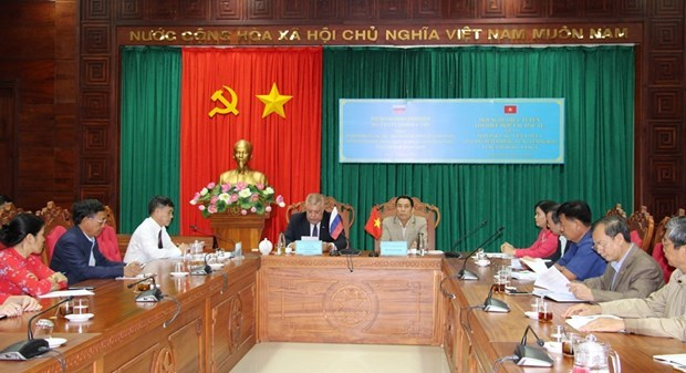 Dak Lak beefs up engagement with Russian localities hinh anh 1