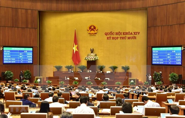 2021 socio-economic development plans, border defence law adopted hinh anh 1