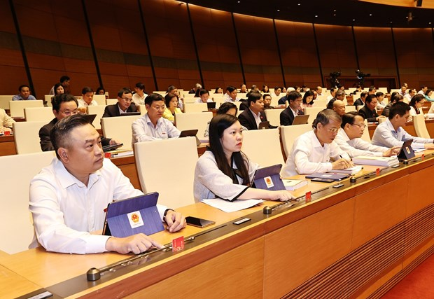 Vietnam Border Defence Law adopted hinh anh 1
