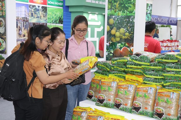 Vietnam International Agriculture Fair 2020 underway hinh anh 1