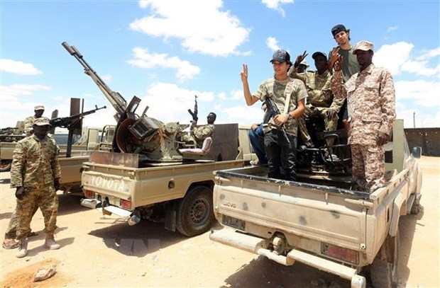 Vietnam: Libyan-led peace process is only solution for Libya issue hinh anh 1