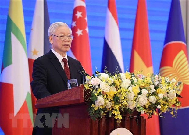 37th ASEAN Summit and Related Summits kick off hinh anh 2