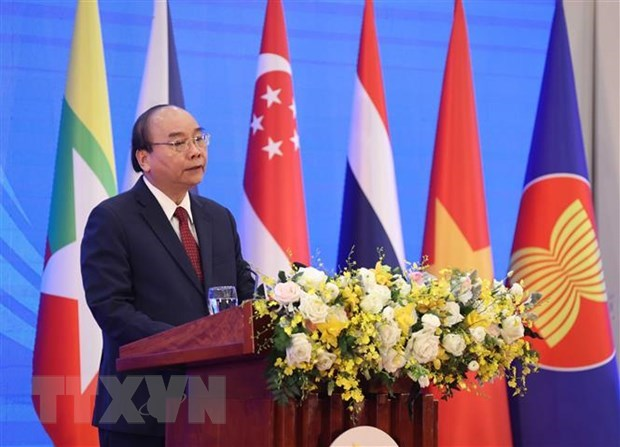 37th ASEAN Summit and Related Summits kick off hinh anh 3