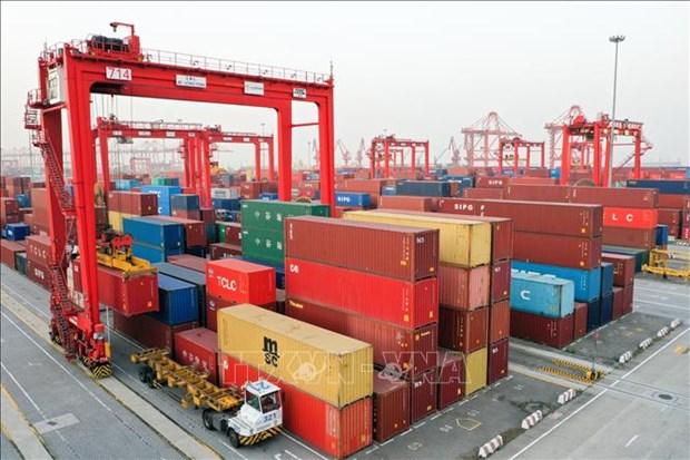 ASEAN-China trade surges despite pandemic hinh anh 1