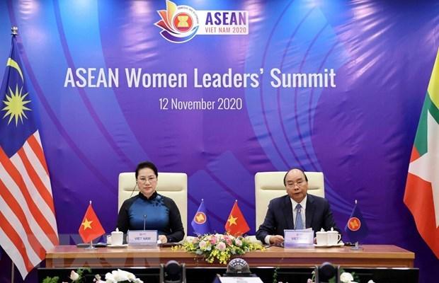 ASEAN Women Leaders' Summit held hinh anh 1