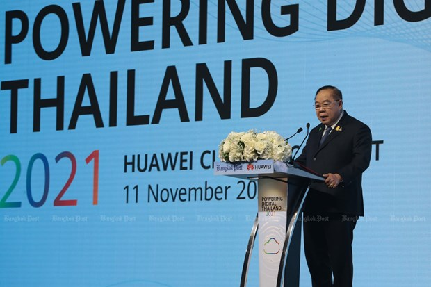 Thailand eyes to be region's digital hub hinh anh 1