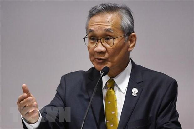 Thai Deputy PM speaks highly of Vietnam as ASEAN 2020 Chair hinh anh 1