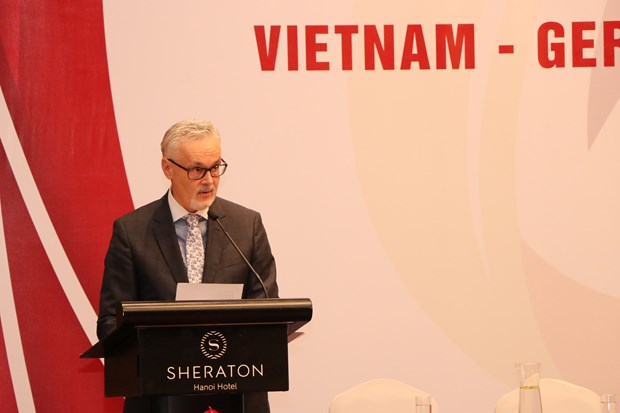 Forum promotes Vietnam - Germany economic, trade cooperation hinh anh 1