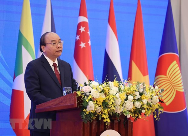 PM: solidary - key to ASEAN's success hinh anh 1