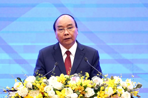 Paris Peace Forum: Vietnam urges putting interests of people at core of policies, actions hinh anh 1