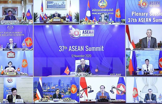 RCEP in spotlight at 37th ASEAN Summit: The Strait Times hinh anh 1