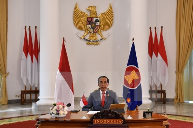 Indonesian President applauds ASEAN Travel Corridor Arrangement hinh anh 1