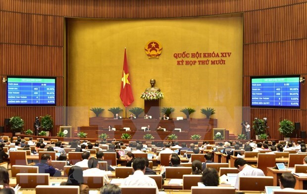 Personnel appointment set to sail through legislature hinh anh 1
