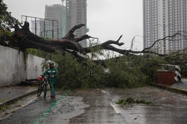 Phillipines: Storm Vamco leaves one dead, three missing hinh anh 1