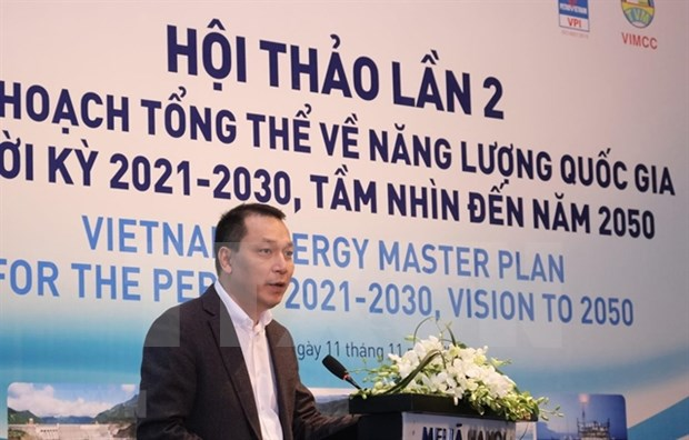 Plan to power up energy sector hinh anh 1