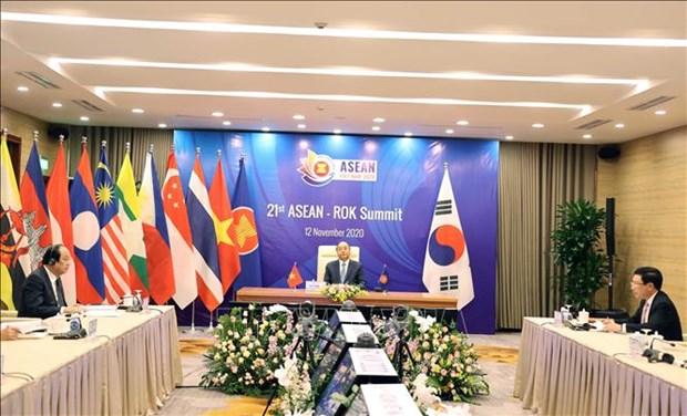 Mekong – RoK, Mekong – Japan summits scheduled for November 13 hinh anh 1