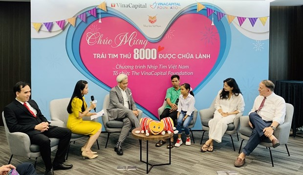 HeartBeat Vietnam funds 8,000 heart operations for disadvantaged children hinh anh 1