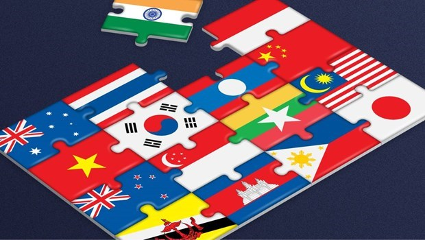 India, ASEAN striving to expand trade despite India's exit from RCEP hinh anh 1