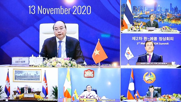 PM speaks highly of Mekong-RoK cooperation hinh anh 1