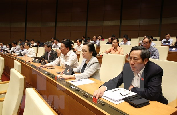 Legislators to debate revisions of Law on Preventing and Combating Narcotic Drugs hinh anh 1