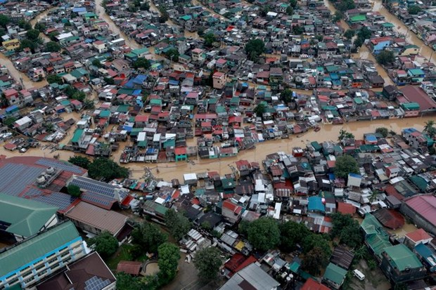 Death toll from Typhoon Vamco in Philippines increases to 42 hinh anh 1