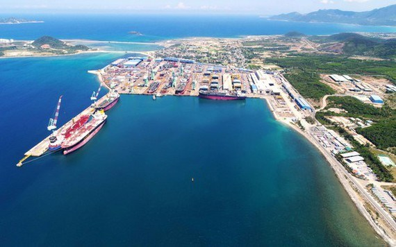 Japanese firm invests in big energy project in Khanh Hoa hinh anh 1