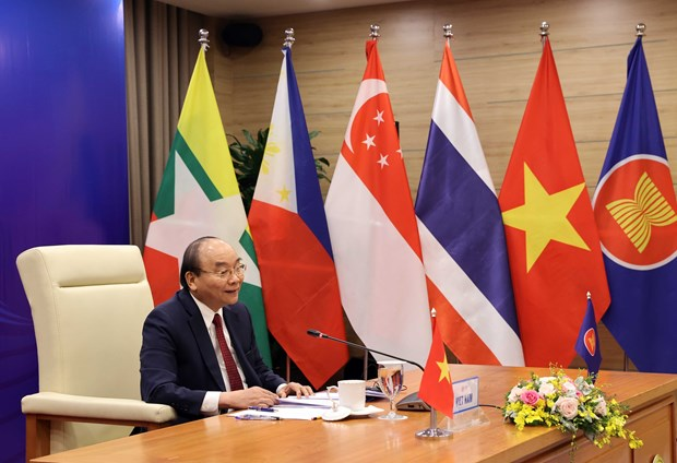Leaders recognise Vietnam's remarkable leadership as ASEAN Chair: Cambodian ministry hinh anh 1
