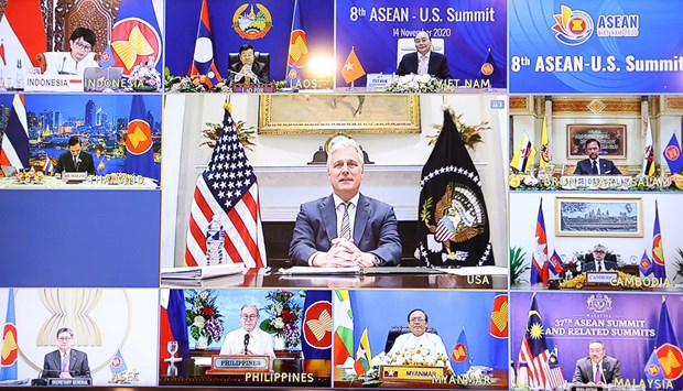 US-ASEAN partnership has never been stronger: US National Security Advisor hinh anh 1