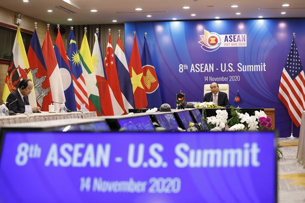 Thailand proposes areas of ASEAN's cooperation with external partners hinh anh 1