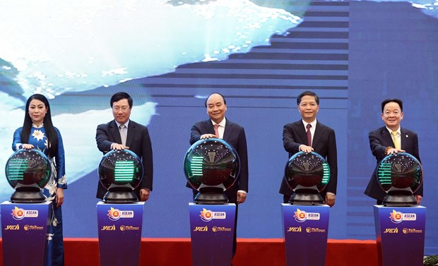 ASEAN Smart Logistics Network launched hinh anh 1