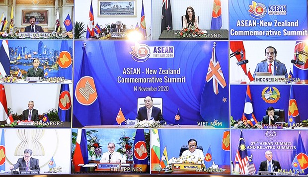 PM urges New Zealand to open door wider for ASEAN goods hinh anh 1