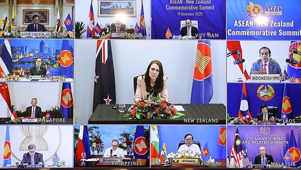 New Zealand reaffirms commitment to enhancing partnership with ASEAN hinh anh 1