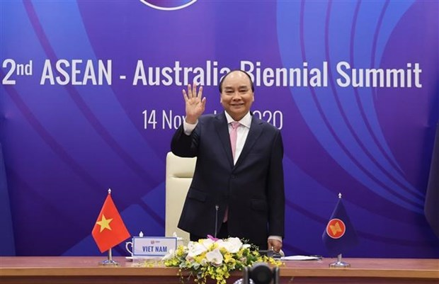 Australia supports ASEAN's COVID-19 response efforts hinh anh 1