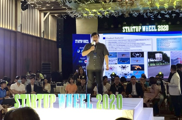 Start-up Wheel 2020 attracts outstanding talents hinh anh 1
