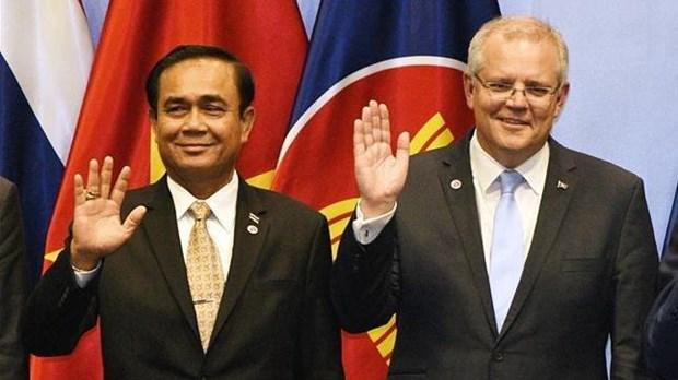 Thailand, Australia upgrade ties to strategic partnership hinh anh 1