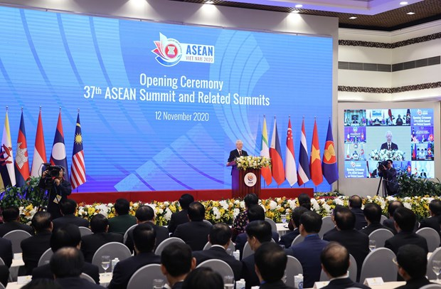 Vietnam performs better than expected as ASEAN Chair: expert hinh anh 1