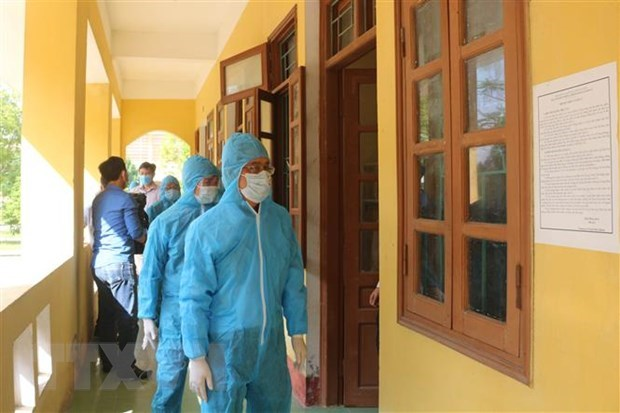 Vietnam records nine more imported COVID-19 cases hinh anh 1