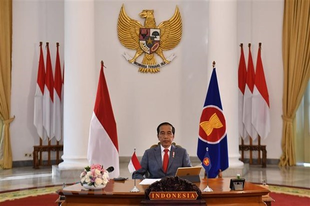 Indonesia proposes ASEAN+3 countries set up joint health security mechanism hinh anh 1