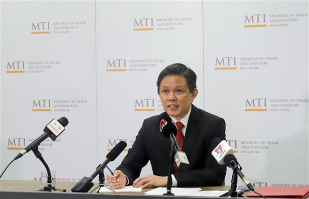 Singapore will soon ratify RCEP agreement: Minister hinh anh 1