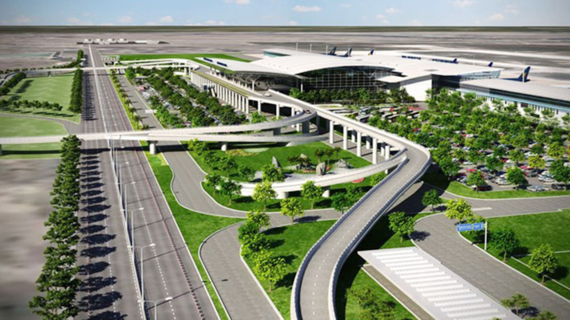 Government approves first phase of Long Thanh int'l airport hinh anh 1