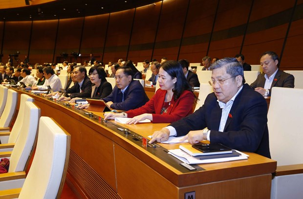 Law revising HIV/AIDS legislation adopted hinh anh 1