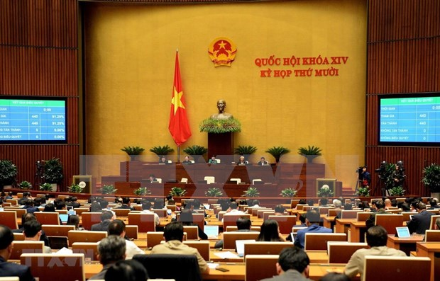 One resolution, one bill passed at NA's November 16 meeting hinh anh 1