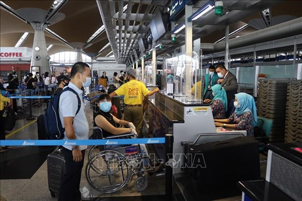 More Vietnamese citizens brought home from Malaysia hinh anh 1