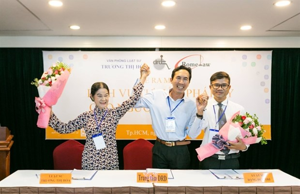 Project launched to provide legal aid for people with disabilities hinh anh 1