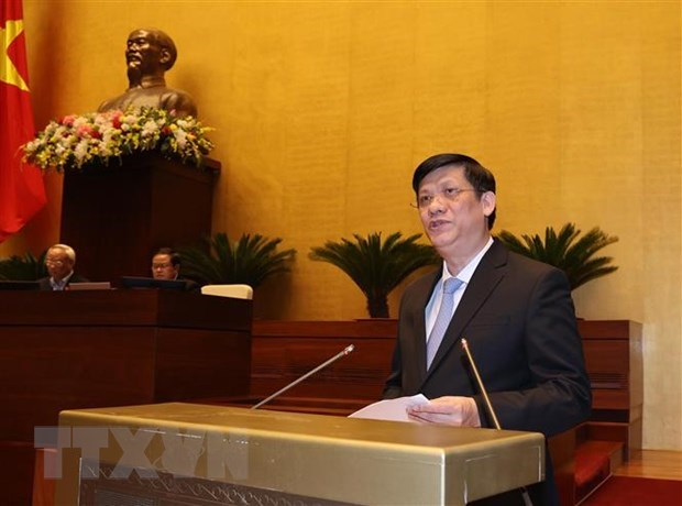 Appointment decisions handed over to new ministers of health, science & technology hinh anh 1