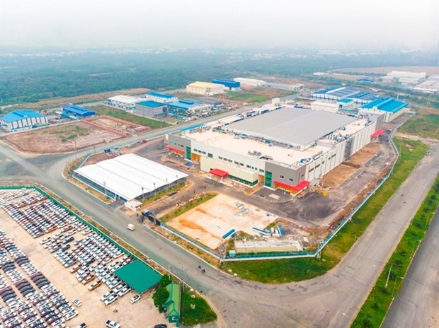 Vietnam to see boom in supply of industrial property next year: Savills hinh anh 1