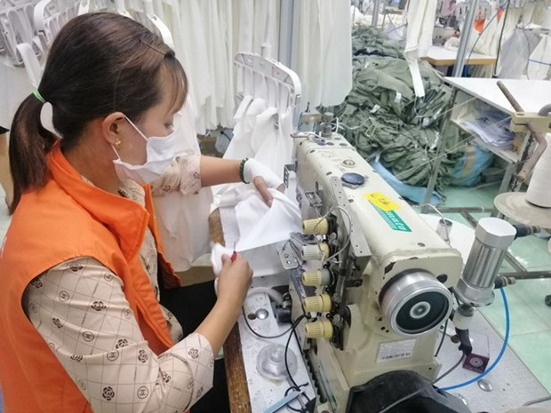 Vinh Phuc IPs lure nearly 300 million USD in FDI in 10 months hinh anh 1