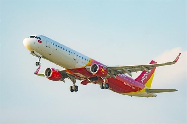 Vietjet, UPS team up for global cargo transportation from Asia hinh anh 1